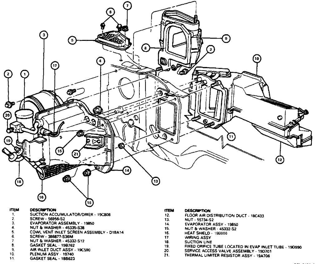 2001 Lincoln Town Car Heater Wiring Diagram Electrical Diagrams 1990 Schematic Of A 1993 Heating 92