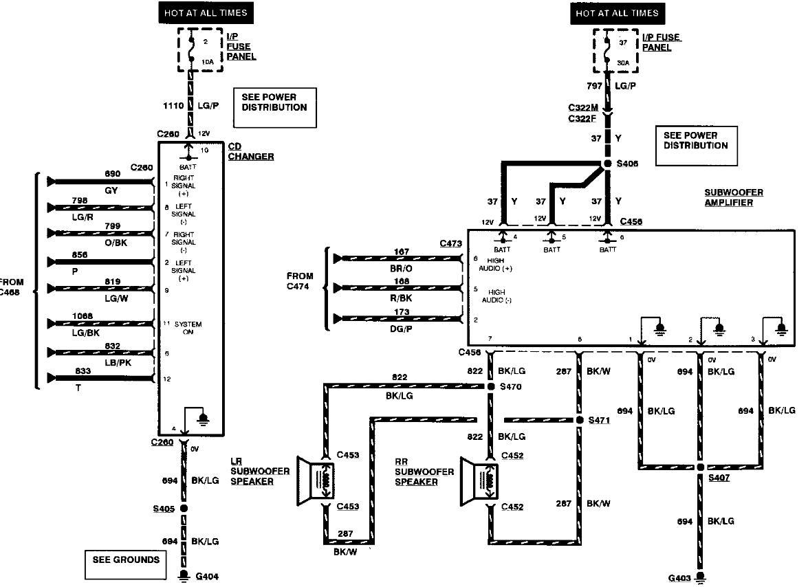 fleetwood battery wiring diagram