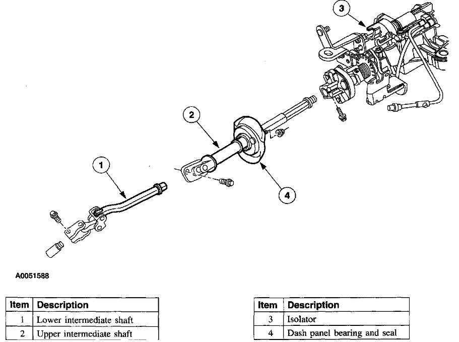 lincoln town car front suspension diagram